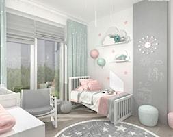 Pokój dla niemowlaka i malucha - Mieszkanie w Pruszkowie - zdjęcie od DIZU Studio Projektowe