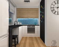 Ma%C5%82e+mieszkanie+w+industrialnym+stylu+z+niebieskimi+dodatkami+-+zdj%C4%99cie+od+DIZU+Studio+Projektowe