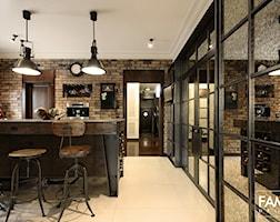 Kuchnia styl Industrialny - zdjęcie od FAMM DESIGN