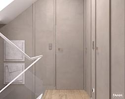 KONSTANCIN - Schody, styl nowoczesny - zdjęcie od FAMM DESIGN - Homebook