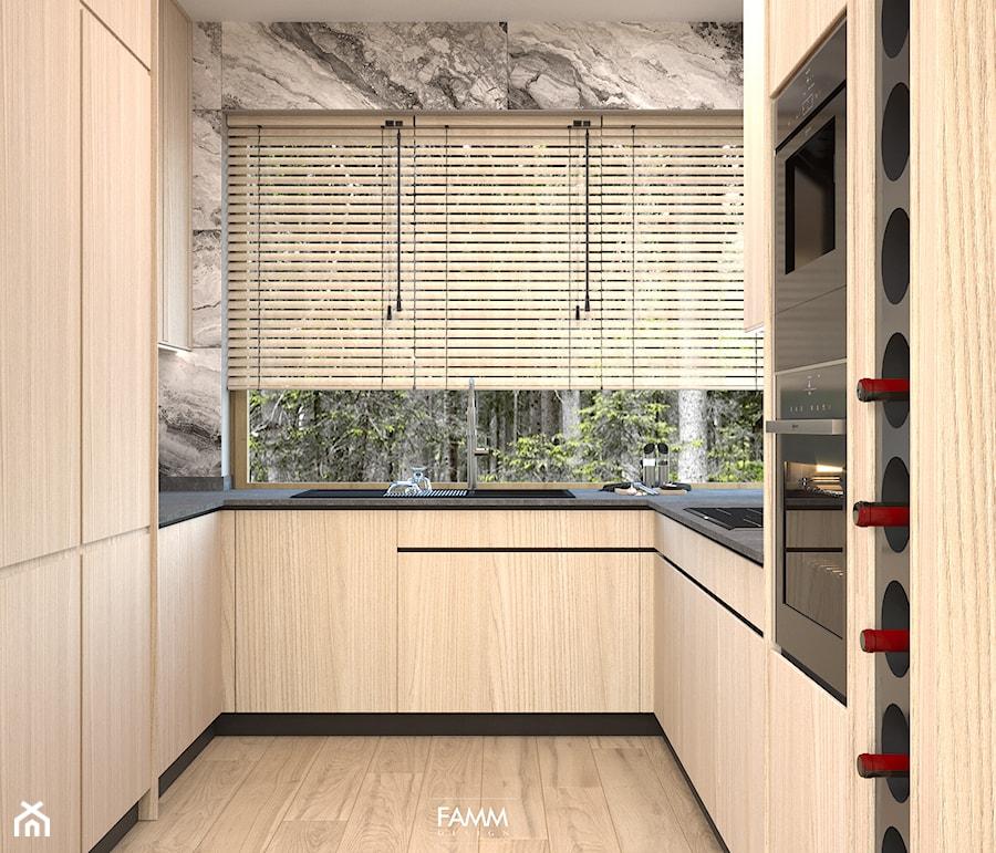 KONSTANCIN - Kuchnia, styl nowoczesny - zdjęcie od FAMM DESIGN
