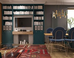 Salon+z+aneksem+kuchennym+i+jadalni%C4%85+-+zdj%C4%99cie+od+FAMM+DESIGN