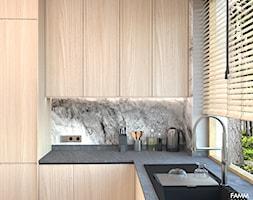 KONSTANCIN - Kuchnia, styl nowoczesny - zdjęcie od FAMM DESIGN - Homebook