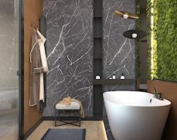KONSTANCIN - Sypialnia, styl nowoczesny - zdjęcie od FAMM DESIGN - Homebook