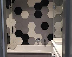 Hexagony w 3 kolorach - zdjęcie od Dizajnia art - studio projektowe