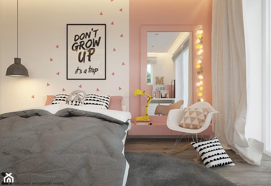 Jak nazywa si farba ktorej uzyto do pomalowania sciany wokol lustra z g ry bardzo dziekuje za - Rose gold wandfarbe ...