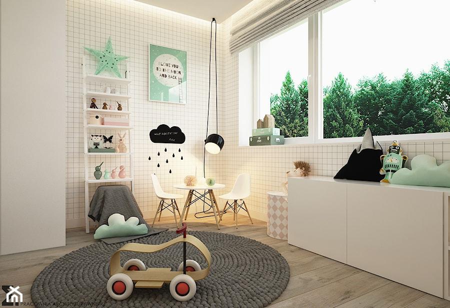 Pokoje dla nastolatków młodszych i najmłodszych - Średni ...