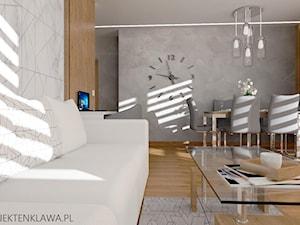 PROJEKT ENKLAWA - Architekt / projektant wnętrz