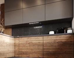 Okap do podszafkowy Lando Glass Black - zdjęcie od Nortberg Ekskluzywne Okapy Kuchenne - Homebook