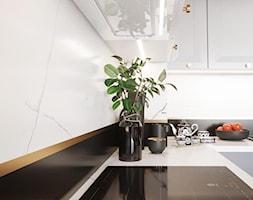 Okap podszafkowy Lando Glass White - zdjęcie od Nortberg Ekskluzywne Okapy Kuchenne - Homebook