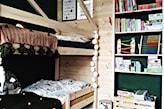 dom łóżko