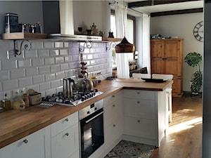 Płytki kuchenne - zdjęcie od Projekt Kawka
