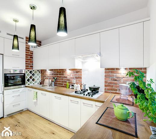 Biała kuchnia - jaka podłoga? Jak dobierać kolory w kuchni?