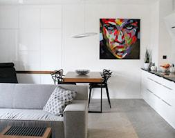 Salon z jadalnią - zdjęcie od dekoratorka.pl - Homebook