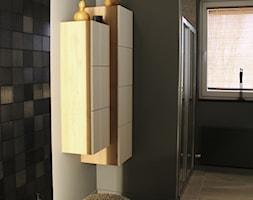 POZNAŃ | Apartament - Łazienka, styl nowoczesny - zdjęcie od dekoratorka.pl - Homebook