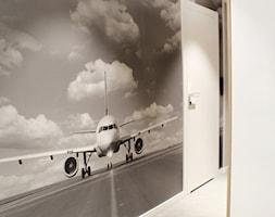 POZNAŃ | Apartament - Hol / przedpokój, styl nowoczesny - zdjęcie od dekoratorka.pl - Homebook