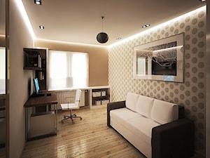 Aranżacja mieszkania_styl nowoczesny