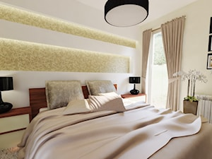 Projekt aranżacji sypialni