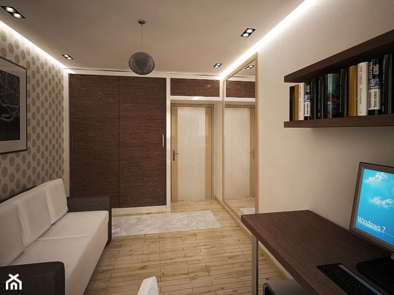 Aranżacja mieszkania_styl nowoczesny - Pokój dziecka, styl nowoczesny - zdjęcie od 3ESDESIGN - Homebook