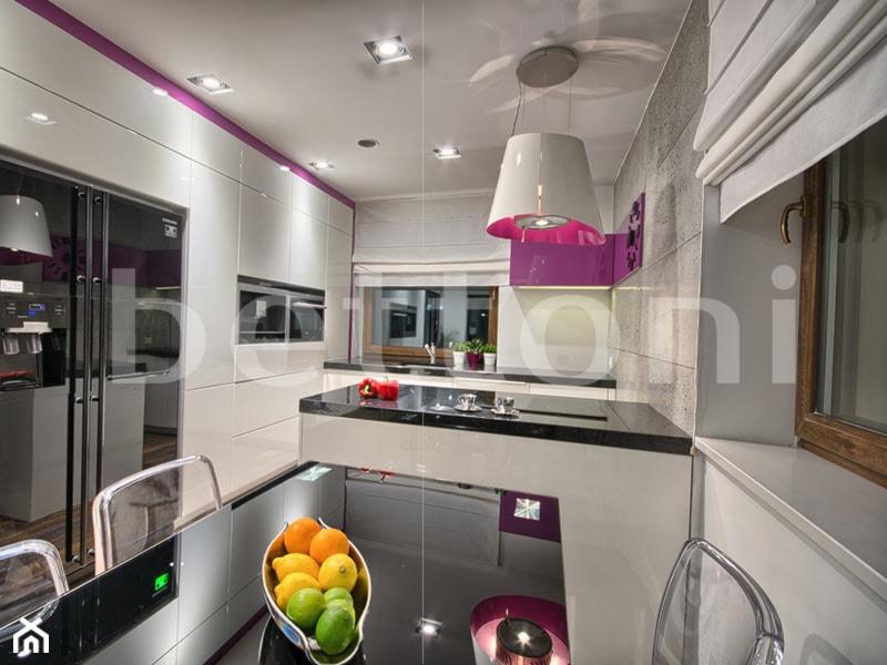 Kuchnia na wysoki połysk  zdjęcie od Bettoni  Beton Architektoniczny -> Kuchnia Lakierowana Na Wysoki Polysk