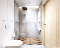 Konwaliowa 02   Turka - Łazienka, styl nowoczesny - zdjęcie od H+ Architektura - Homebook