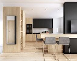 Konwaliowa 02   Turka - Jadalnia, styl nowoczesny - zdjęcie od H+ Architektura - Homebook