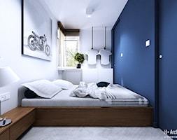 Niebieska Sypialnia Aranzacje Pomysly Inspiracje Homebook