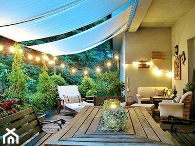 6 sposobów na połączenie tarasu z ogrodem