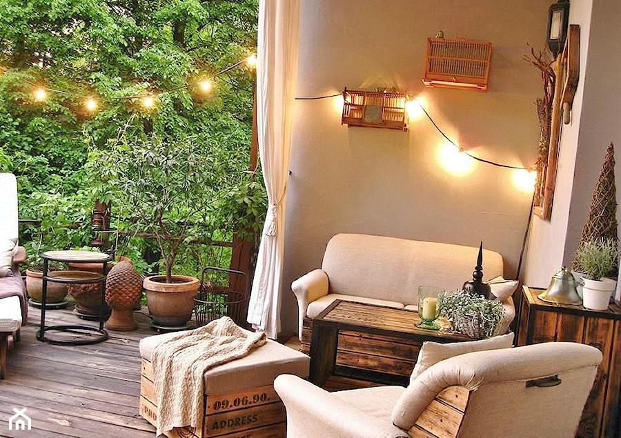 Oświetlenie tarasowe . - zdjęcie od Anita Pietrucha