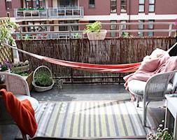 Balkonowy ogródek - Średni taras - zdjęcie od Monika Gnat