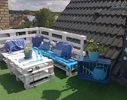 Azyl na dachu - zdjęcie od Monika Łabińska