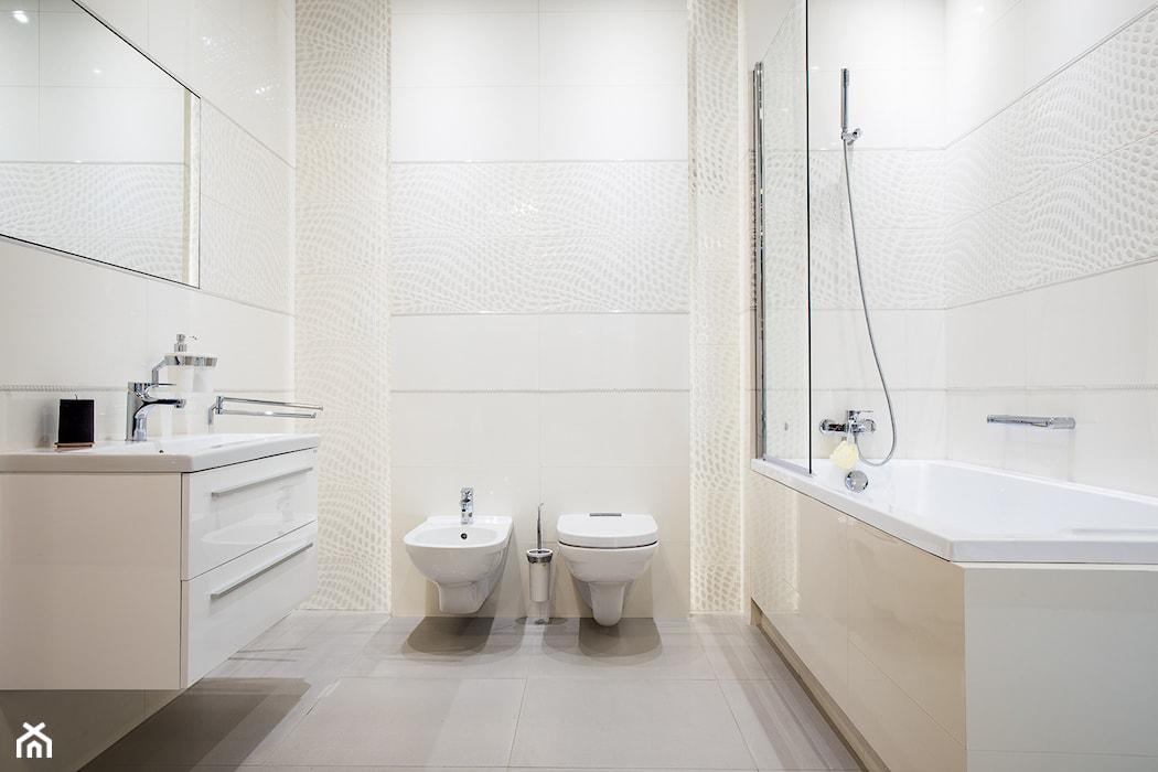 Jasne Płytki W łazience Czyli Prosty Sposób Na Powiększenie