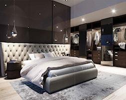 Sypialnia Z Garderobą Aranżacje Pomysły Inspiracje
