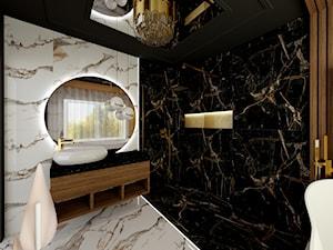 Łazienka –  wygląda jakby wyszła spod ręki jubilera!