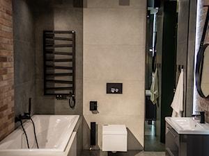 Nowoczesność w małej łazience