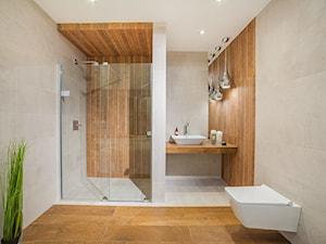 Łazienka jak sauna - inspiruj się!