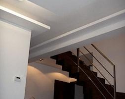 Dom w centrum - Schody, styl nowoczesny - zdjęcie od K.S.Project