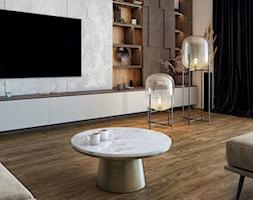 Nowe wzory paneli - Salon, styl skandynawski - zdjęcie od SWISS KRONO - Homebook