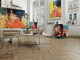 Panele podłogowe – 44 modne wzory, których jeszcze nie widziałeś
