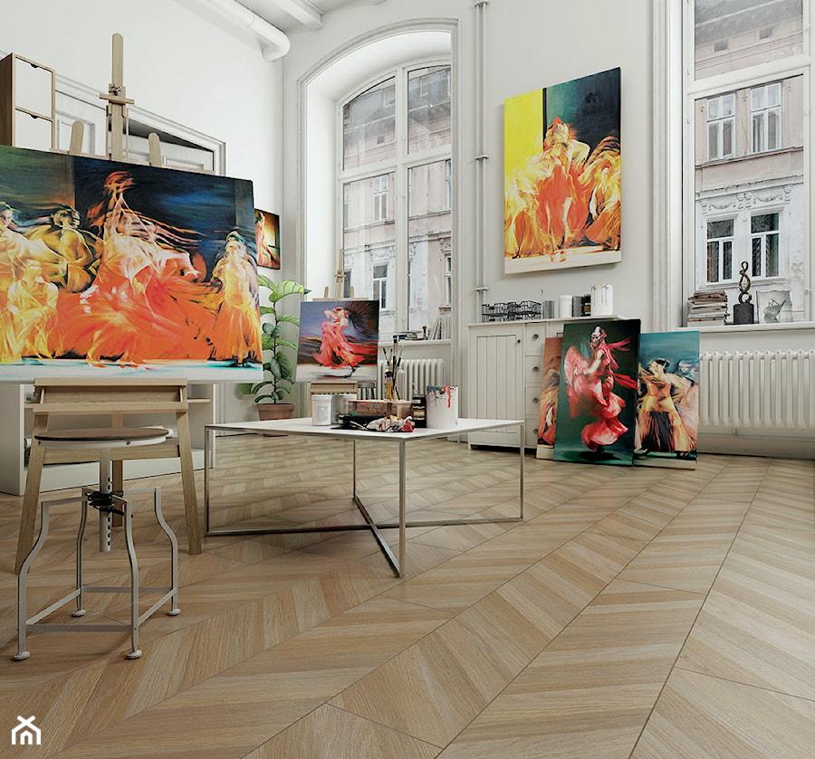 Panele podłogowe D4561 Dąb Carmen - zdjęcie od SWISS KRONO