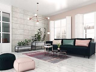 Odnawianie wnętrz – jak położyć elementy dekoracyjne WALLDESIGN na już pomalowane lub wytapetowane powierzchnie?