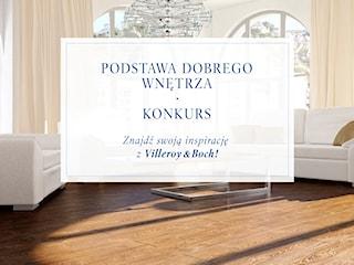 Podstawa Dobrego Wnętrza - konkurs Villeroy & Boch