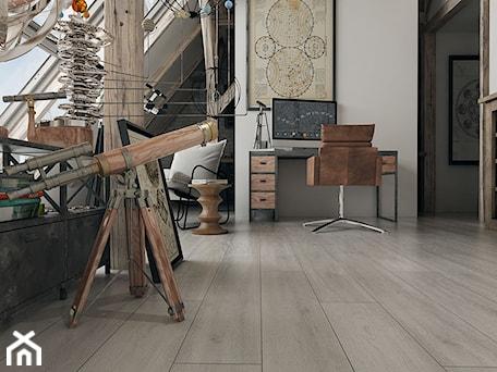 Aranżacje wnętrz - Biuro: Panele podłogowe D4570 Dąb Taurus - SWISS KRONO. Przeglądaj, dodawaj i zapisuj najlepsze zdjęcia, pomysły i inspiracje designerskie. W bazie mamy już prawie milion fotografii!