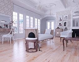 Kronopol Platinium Flooring - Salon, styl klasyczny - zdjęcie od SWISS KRONO