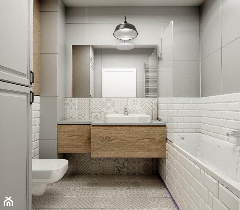 łazienka Styl Prowansalski