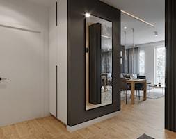 Mieszkanie Mokotów - Hol / przedpokój, styl nowoczesny - zdjęcie od Przestrzenie - Homebook