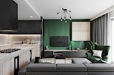 Salon - zdjęcie od Przestrzenie - Homebook
