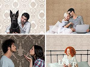 Katalog tapet Love - to różne oblicza miłości w interpretacjach marki Hohenberger.