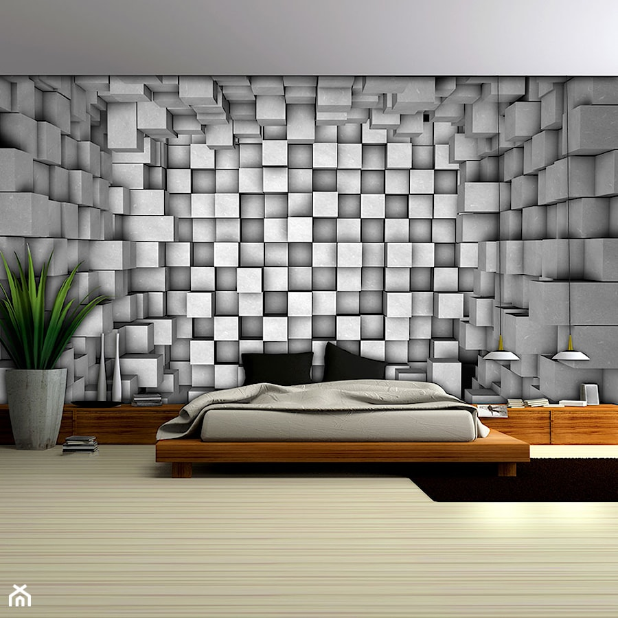fototapeta consalnet 2505 betonowa ciana 3d zdj cie. Black Bedroom Furniture Sets. Home Design Ideas