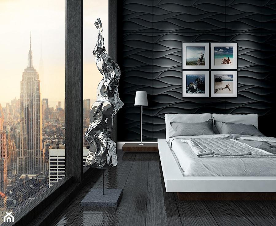Panel cienny 3d loft design system dekor 21 zdj cie od - 3d wandpaneele schlafzimmer ...